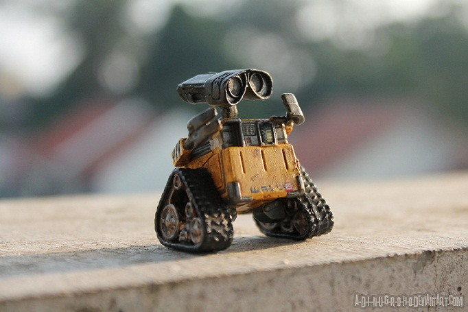 WALL E 2 (Original Version) by A-D-I--N-U-G-R-O-H-O