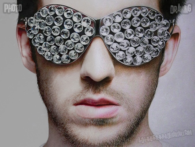Calvin Harris Drawing N Photo by A-D-I--N-U-G-R-O-H-O