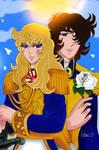 Lady Oscar e Andre