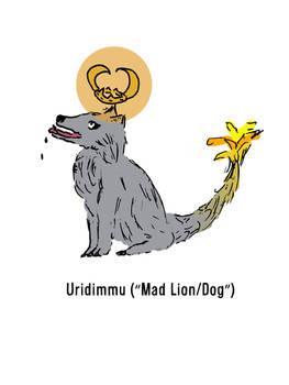 Uridimmu (Mad Lion/Dog)