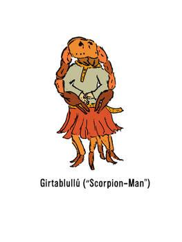Girtablullu (Scorpion-Man)