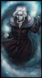 Supervillain Selfportrait