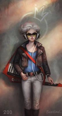 Queen of Indie Rock