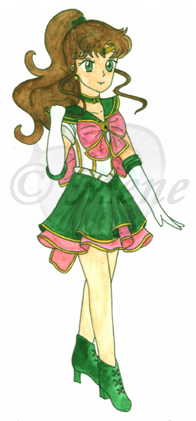 Seramyu Sailor Jupiter