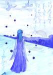 Blue Bird-Girl