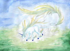 Sen - Art trade with Unicornlight