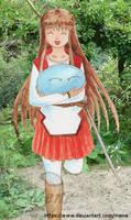 [Sword Art Online] Asuna and Rimuru