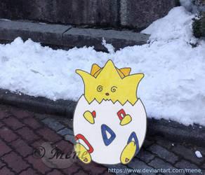 [Pokemon Inktober] 24. Dizzy