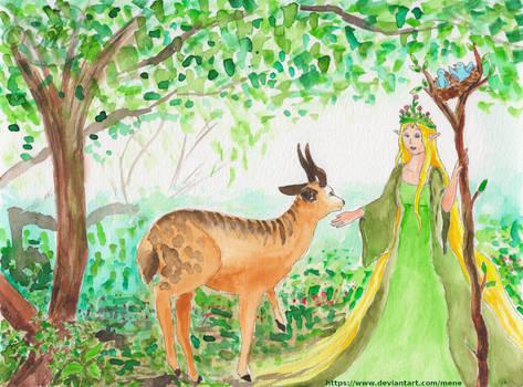 Summer Fairy Queen