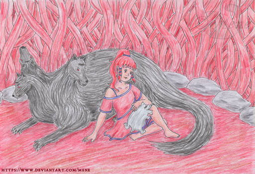 [Moonplanet] Ares, Kerberos and the puppy