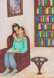 Jin Li's parents