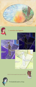 Hades' story: page 13 (Chapter 3)