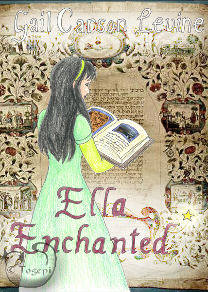 book report on ella enchanted Levine plays her debut expansion of the cinderella story as a straight—well, nearly straight—romance, sloughing off its layers of freudian symbolism and creating a lively, stubborn heroine to keep the action tumbling along.