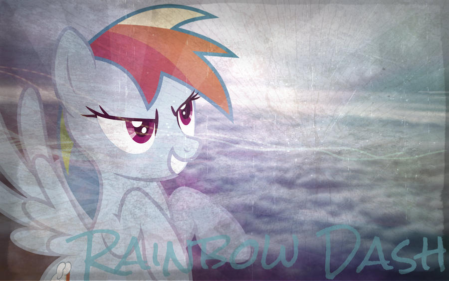 Rainbow Dash by lol60651