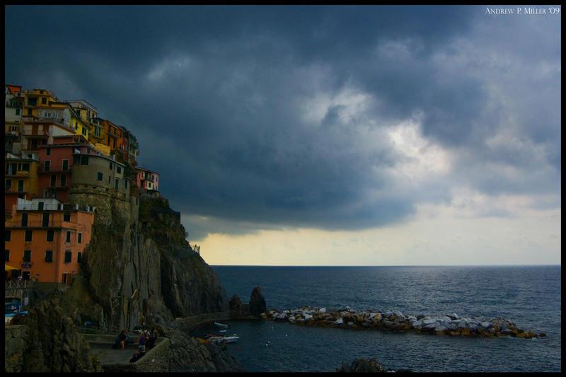 Cinque Terre by OldFashionedCowboy