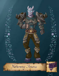 netherwing Arturius by MartyTee