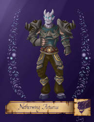 Netherwing Arturius - version2 by MartyTee