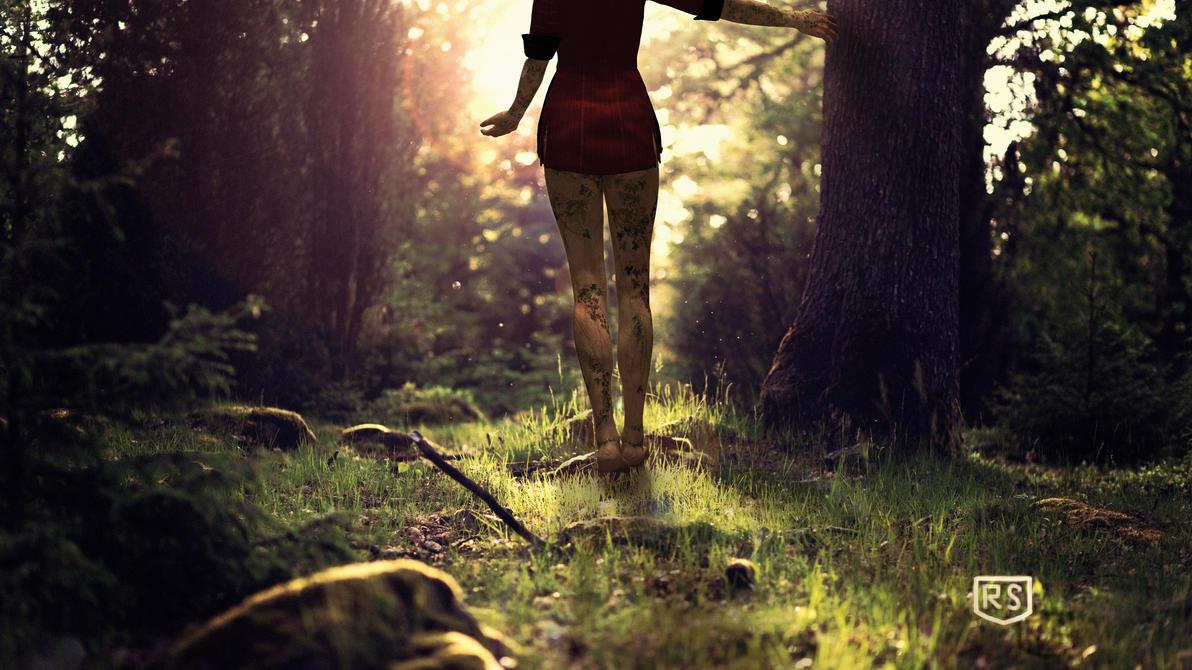 The Ivy Way by rohit-orAnge