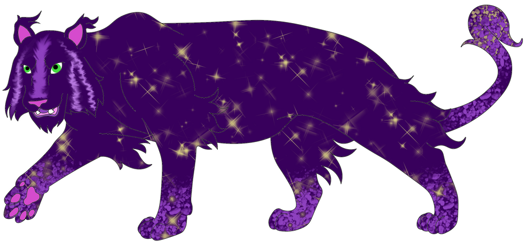 [OPEN]Starry sky tiger [100 adoptable challenge] by MissBunny-Usagi