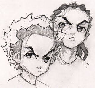 boondocks by lazy 1