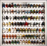 Lego SW minifigs collection (No.1)...