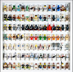 Lego SW minifigs collection (No.2)...