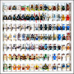 Lego SW minifigs collection (No.3)...