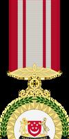 Sijil Kemuliaan (Certificate of Honour) by SemperEadem-SG
