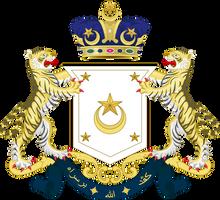 CoA State of Johor by SemperEadem-SG