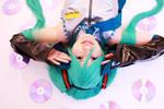 Miku Hatsune Cosplay 1