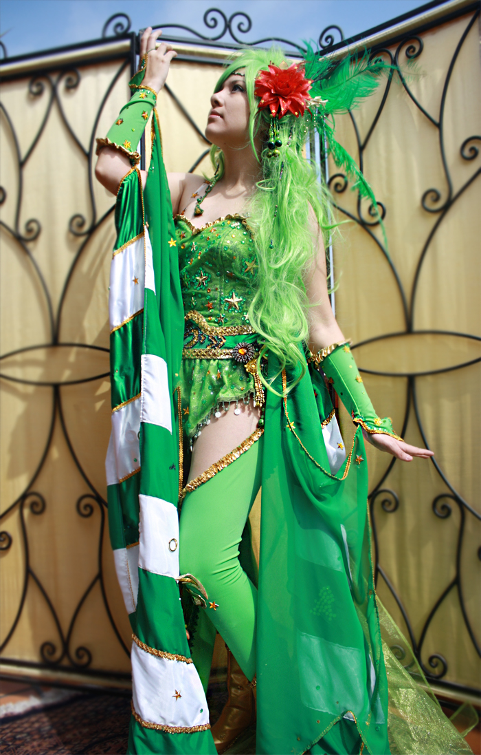 Rydia of the Mist Cosplay 2 by SusanEscalante