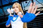 Alexis Rhodes/Asuka Tenjouin Yu-Gi-Oh! GX Cosplay by SusanEscalante
