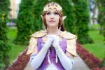 Princess Zelda Cosplay 3 - TLOZ Twilight Princess by SusanEscalante
