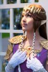 Princess Zelda Cosplay 8 - TLOZ Twilight Princess by SusanEscalante