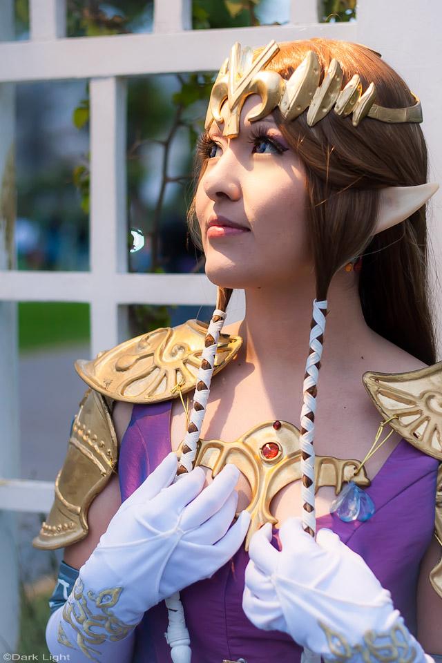 Princess Zelda - The Legend of Zelda: Twilight Princess