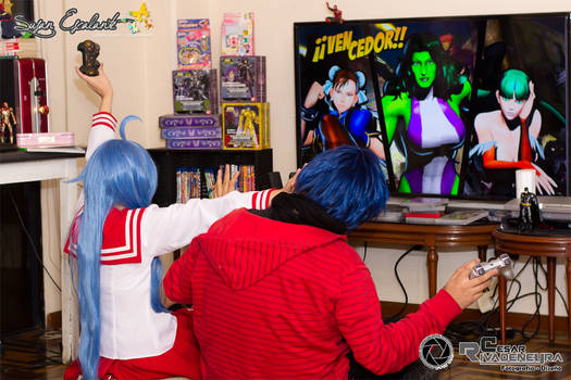 Konata Izumi Cosplay 15 - Lucky Star