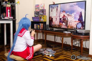 Konata Izumi Cosplay 16 - Lucky Star