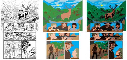 FLAT Page 01 by myflat