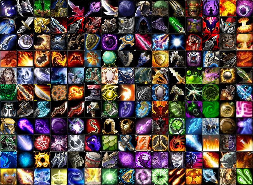 dota proposed items and heroes by daesk on deviantart