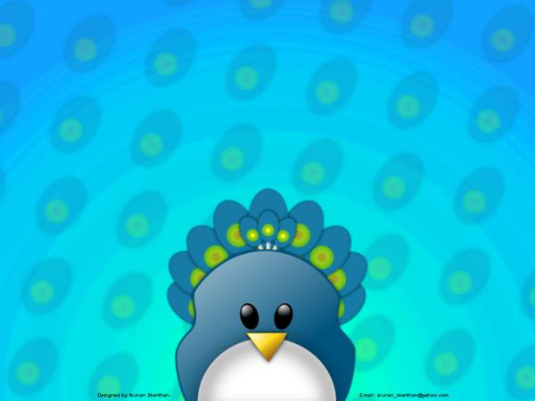 Peacox by arunan-skanthan