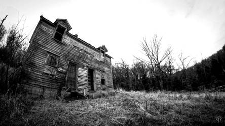 The House on the Hill 3 by FabulaPhoto