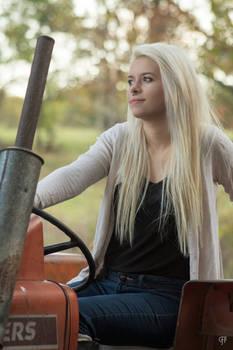 Farm Girl II