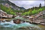 Upper Deerborn River HDR