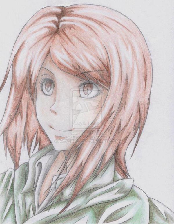 Petra Ral ([ Shingeki no Kyojin ]) by Rayckro