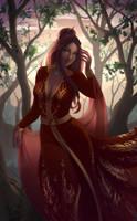 Commission - Brandee-ssj-doll 3 by Kyatia