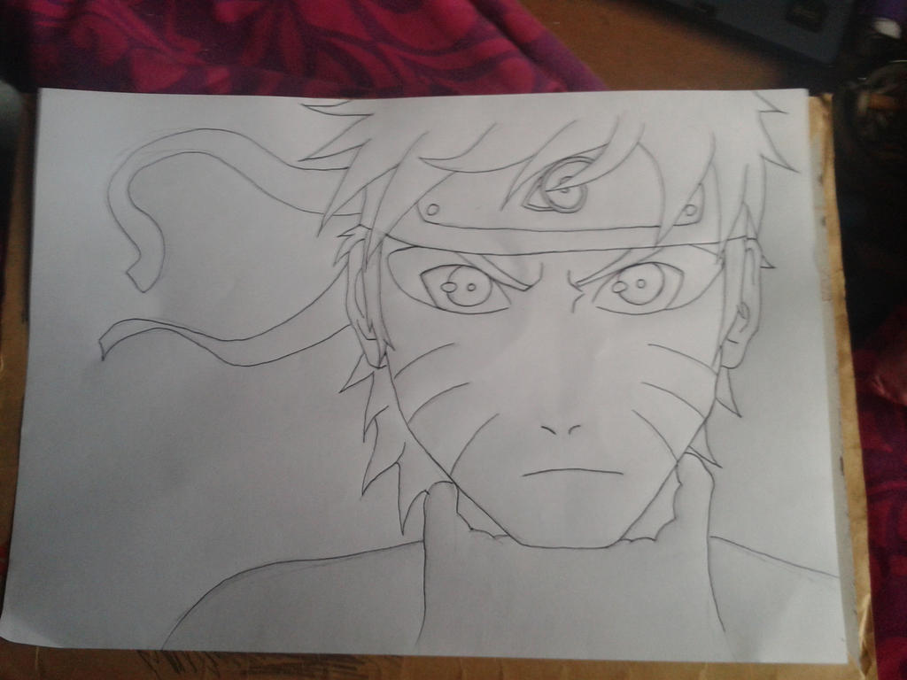Naruto Sage Mode By Koyuki Saru On Deviantart