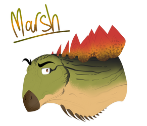 :REQ: Marsh by ZozanTheDragon