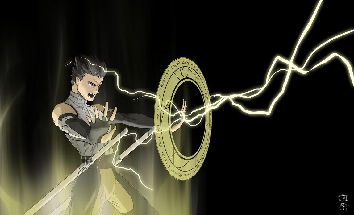 Kadan Lightning Surge 02 by Loviron