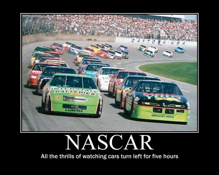 NASCAR by RandomAwesomeWeirdo