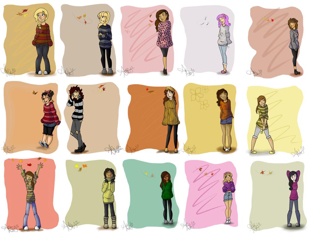 Sweater Project by RandomArtz95